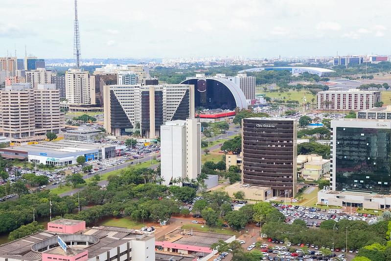 Brasília chega aos 61 anos sem comemorações oficiais em função da pandemia de COVID 19
