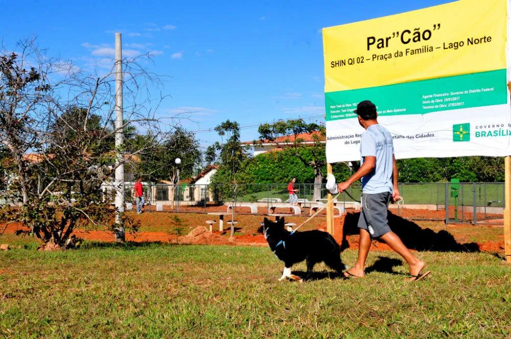 O deputado Donizet Donizet explica que esse tipo de parque é muito comum no exterior e também serve de ponto de encontro da comunidade