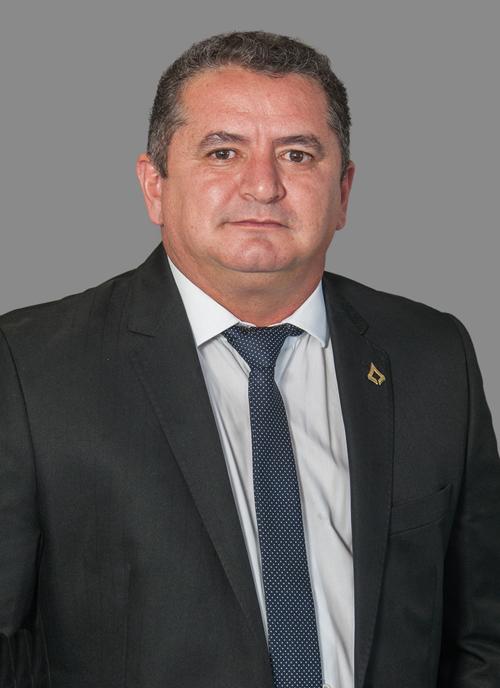 Professor Reginaldo Veras - CLDF
