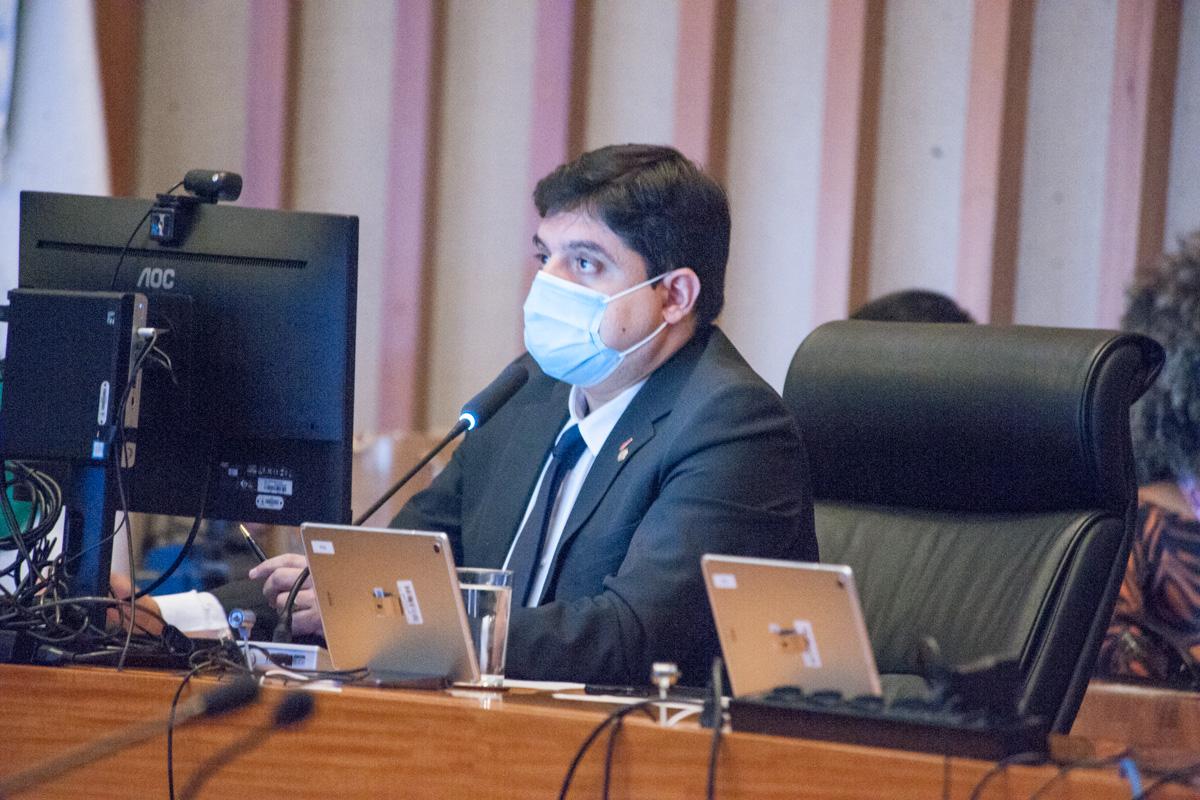Emenda, proposta por Delmasso, estendeu a duração do programa até o fim da pandemia