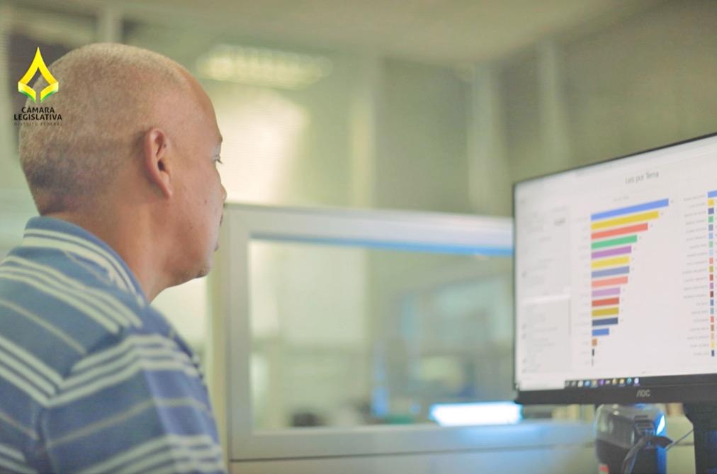 Desenvolvida pela Coordenadoria de Modernização e Informática (CMI) da Casa, a ferramenta facilitará a consulta de aproximadamente 6.600 leis distritais