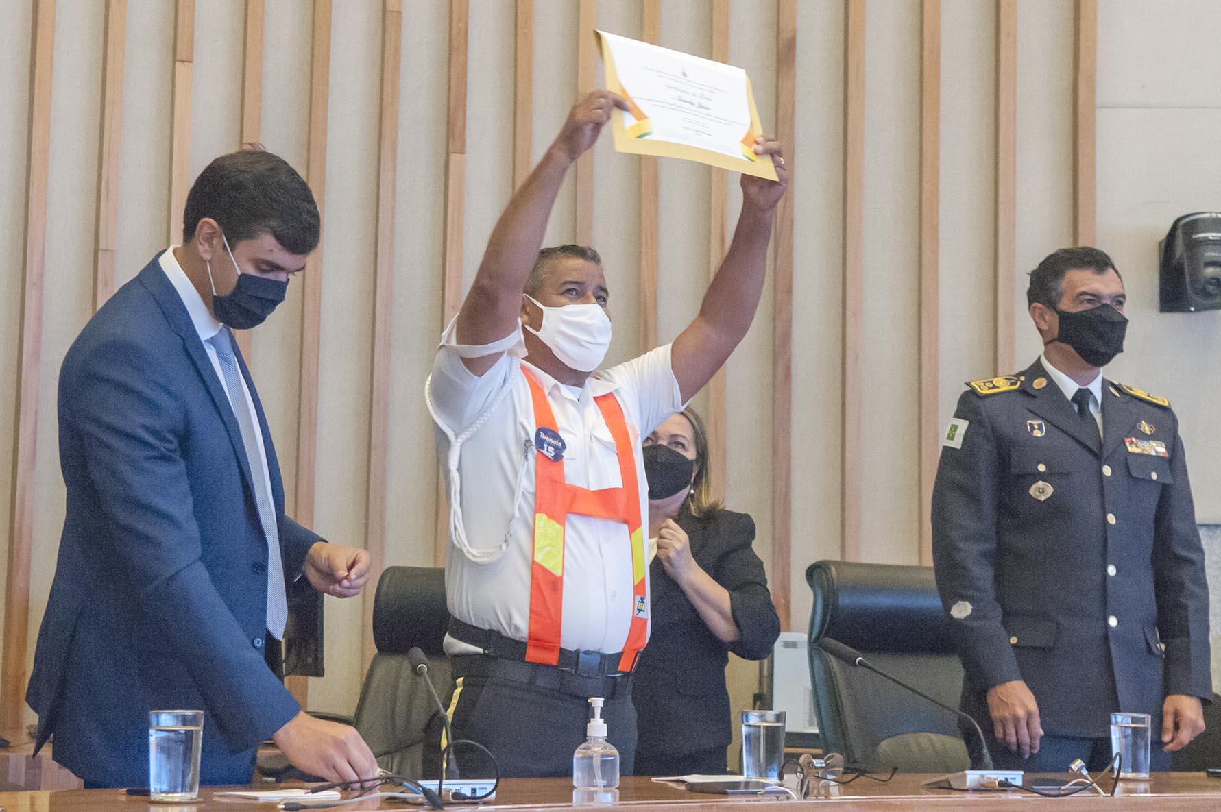 Com 10.524 votos, Guarda Jânio tornou-se o segundo suplente do eleito Delegado Fernando Fernandes (ex-Pros, sem partido). Entre as prioridades elencadas por Guarda Jânio, está a questão da segurança
