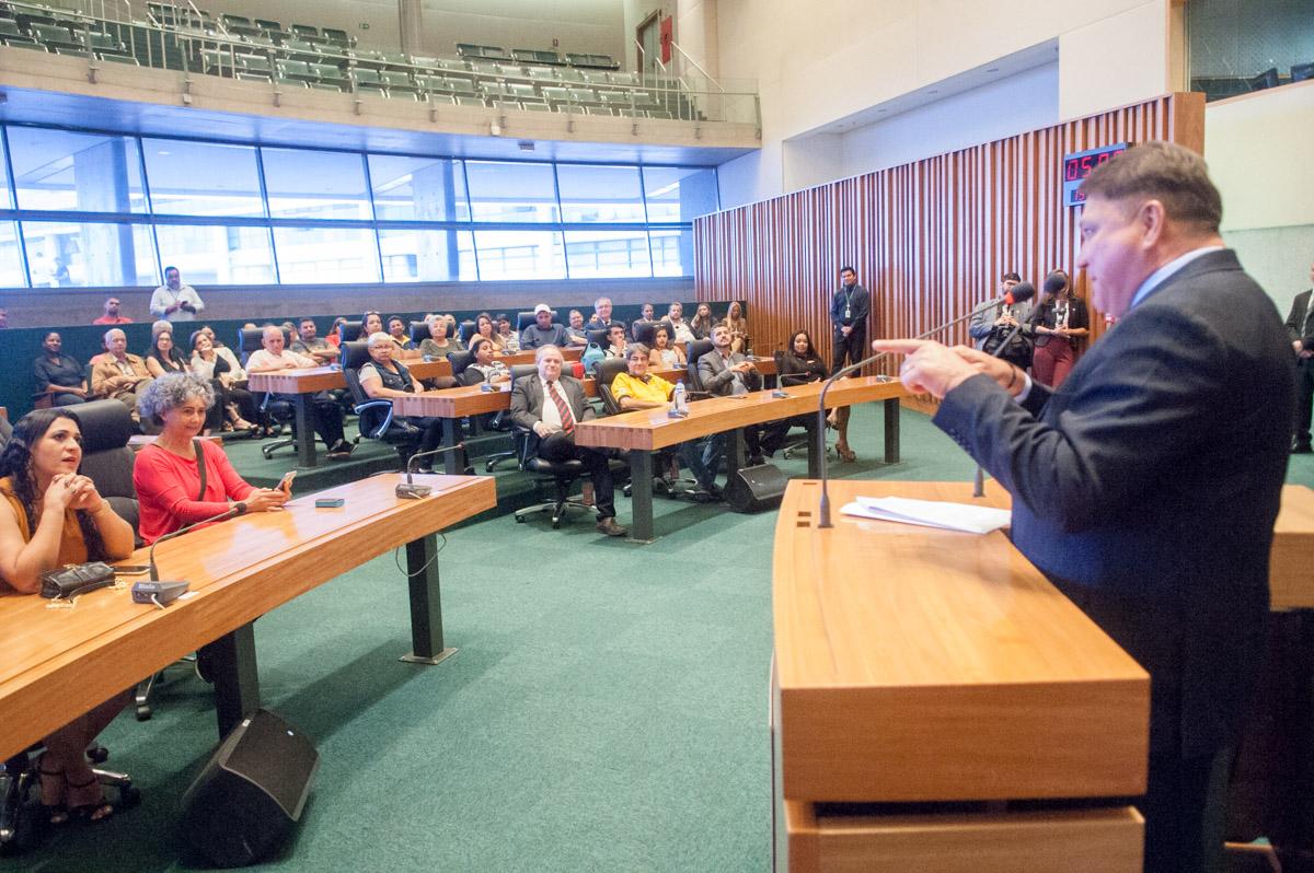 Câmara Legislativa celebra relevância das feiras na cultura do DF